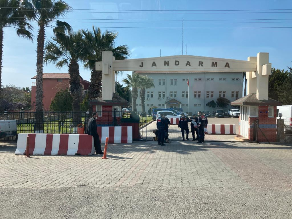 Seferihisar'da operasyon: 45 kişi gözaltında