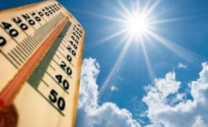 Seferihisar'a kavurucu sıcaklar geliyor!